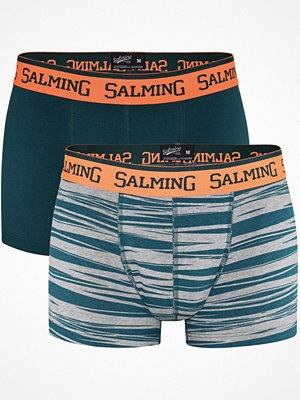 Salming 2-pack Jonas Boxer Green Pattern