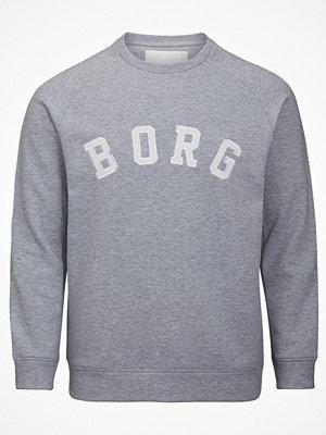 Pyjamas & myskläder - Björn Borg Bo Crew Grey