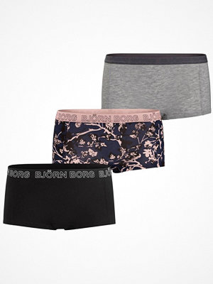 Björn Borg 3-pack Core Tencel Rose Garden Minishorts 1550 Pink Pattern