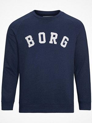 Pyjamas & myskläder - Björn Borg Bo Crew Darkblue