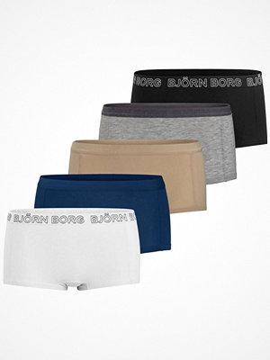 Björn Borg 5-pack Core Tencel Solids Minishorts Multi-colour
