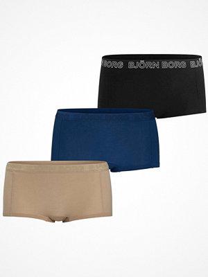 Björn Borg 3-pack Core Tencel Minishorts Solids Multi-colour