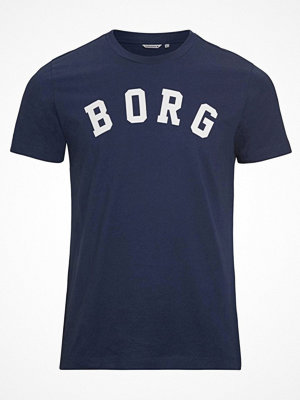 Pyjamas & myskläder - Björn Borg Berny Tee Darkblue