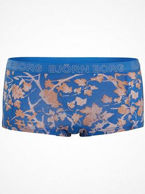 Björn Borg Core Tencel Rose Garden Minishorts Blue Pattern