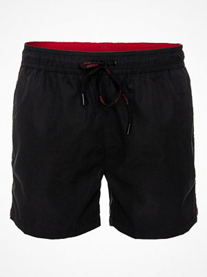 Badkläder - Hugo Mustique Swim Shorts Black