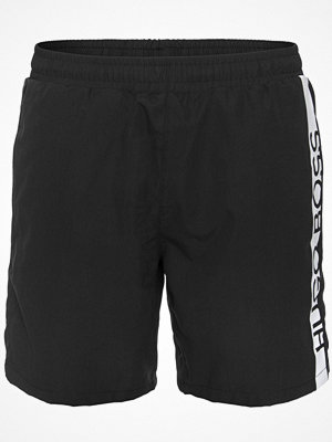 Badkläder - Hugo Boss BOSS Dolphin Swim shorts Black