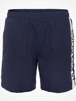 Badkläder - Hugo Boss BOSS Dolphin Swim shorts Darkblue