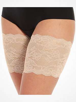 Strumpbyxor - Magic MAGIC Be Sweet To Your Legs Lace Beige