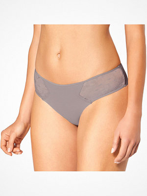 S by sloggi S by Sloggi ZF Signature Low Rise Cheeky Grey