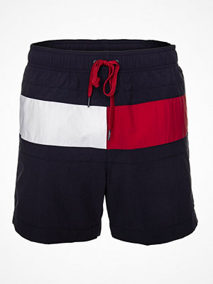 Badkläder - Tommy Hilfiger ColorBlock Medium Swim Shorts Navy-2