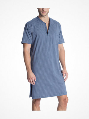Pyjamas & myskläder - Calida Relax Nightshirt  Blue