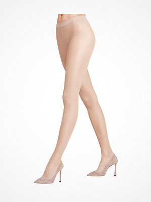 Strumpbyxor - Falke Women Leg Vitalizer 20 Light brown