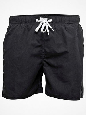 Badkläder - JBS Basic Swim Shorts Black
