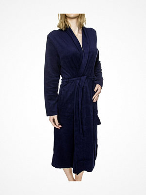 Morgonrockar - Trofé Trofe Robe Stretch Terry Blue
