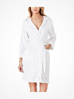 Morgonrockar - DKNY New Signature Robe 259 White