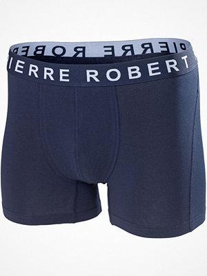 Pierre Robert For Men Cotton Boxer Navy-2