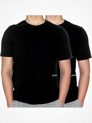 Calvin Klein 2-pack Statement 1981 Crew Neck Black