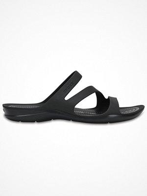 Tofflor - Crocs Swiftwater Sandal W Black