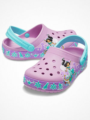 Crocs Fun Lab Princess Jasmine Band Clog Violet