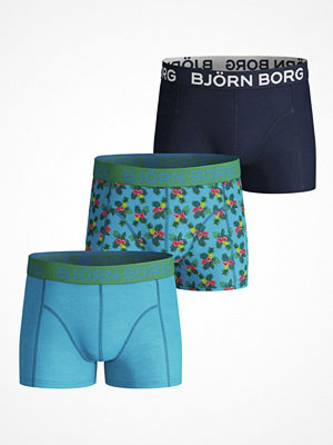 Björn Borg 3-pack Core Paradise Sammy Shorts For Boys Multi-colour