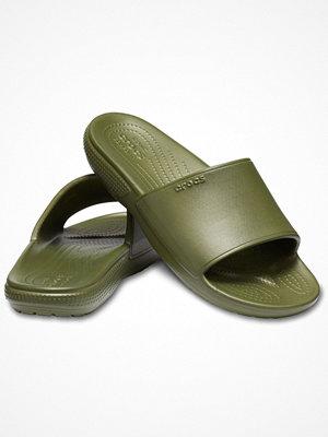 Tofflor - Crocs Classic II Slide Unisex Militarygreen