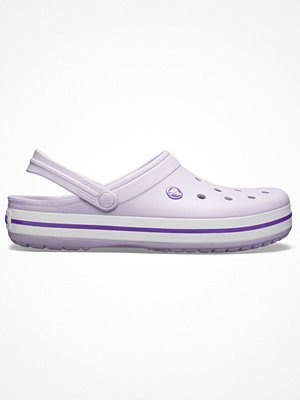Tofflor - Crocs Crocband Unisex Lavender-2