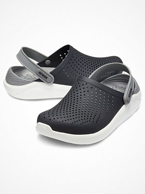 Crocs LiteRide Clog Black/Grey