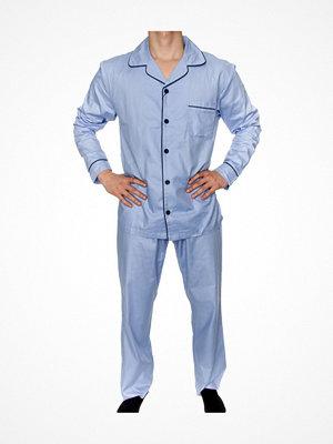 Pyjamas & myskläder - Rayville Mick Pyjamas Solid Lightblue