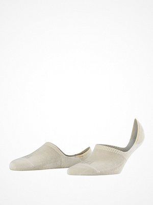 Falke Women Step No Show Socks High Cut Beige