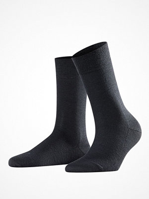 Strumpor - Falke Women Sensitive Berlin Socks Navy-2