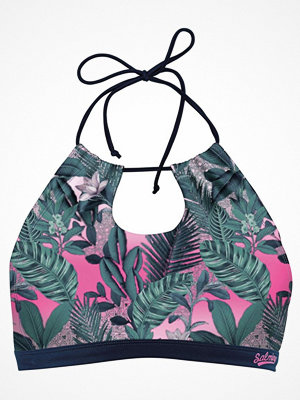 Salming Tropic Garden Bikini Top Multi-colour