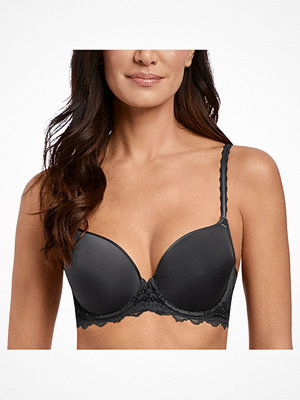 Wacoal Lace Perfection Contour Bra Black
