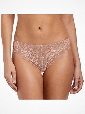 Wacoal Lace Perfection Tanga Pink