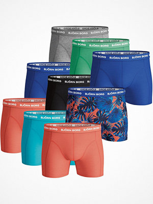Björn Borg 9-pack Essential Shorts Mix Multi-colour