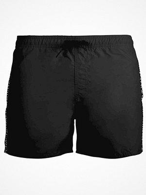 Badkläder - Muchachomalo Solid Swimshorts Black