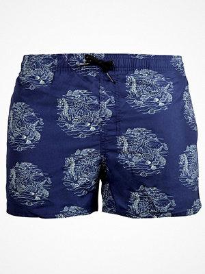 Badkläder - Muchachomalo Swimshorts Print FSH Blue Pattern