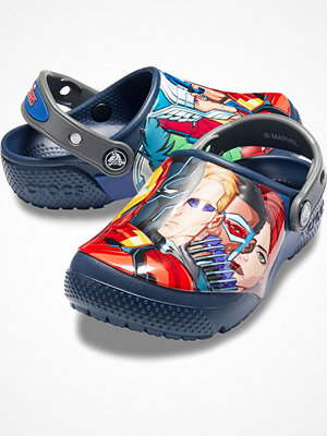 Crocs Fun Lab Marvel Clog Navy-2