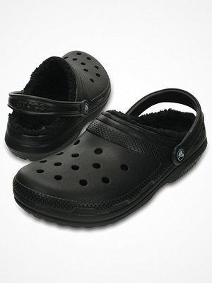 Tofflor - Crocs Classic Lined Clog Black