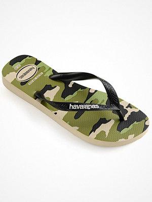 Tofflor - Havaianas Top Camo Steel Camouflage-2