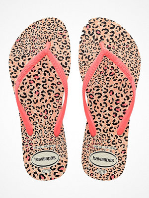 Tofflor - Havaianas Slim Animals Coral