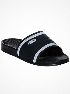 Scholl Sea Slipper Navy-2