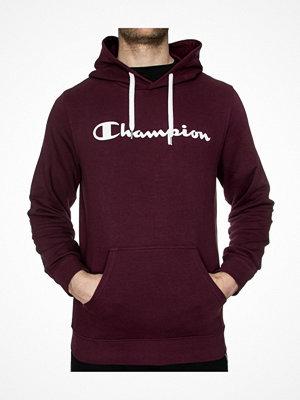 Champion Hooded Sweatshirt 212680 Wine red