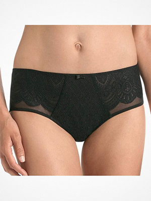 Rosa Faia Selma Hight Waist Brief Black