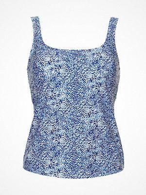 Scampi Marina Tankini Blue Pattern