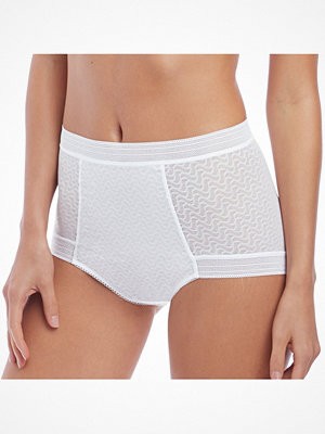 Wacoal Aphrodite High Waist Brief White