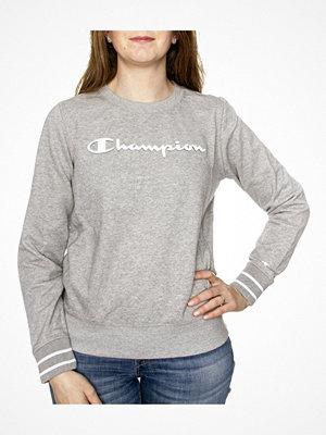 Champion Crewneck Sweatshirt  Grey