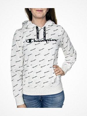 Champion Hooded Sweatshirt 276 Greymarl
