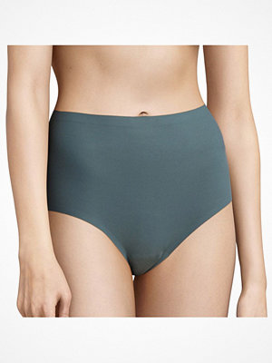 Chantelle Soft Stretch Full Brief Plus Size Dark Turquoise