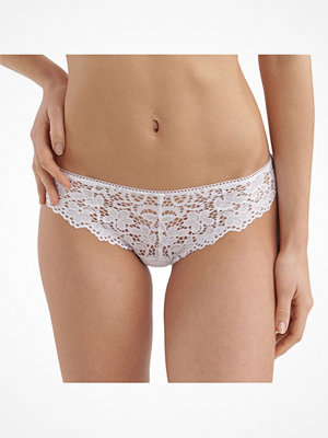 DKNY Classic Lace Thong White