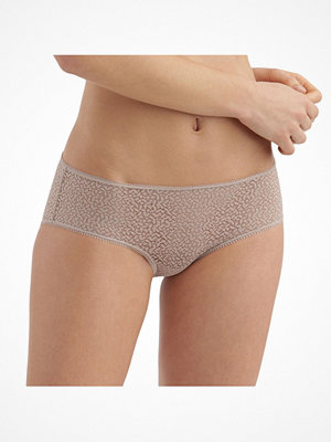 DKNY Modern Lace Trim Hipster Champagne